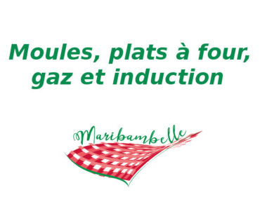 Moules, plats à four, gaz et induction