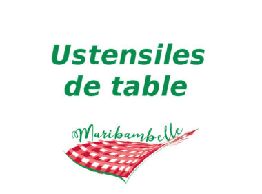 Ustensiles de table