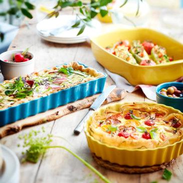 Tourtière jaune Provence